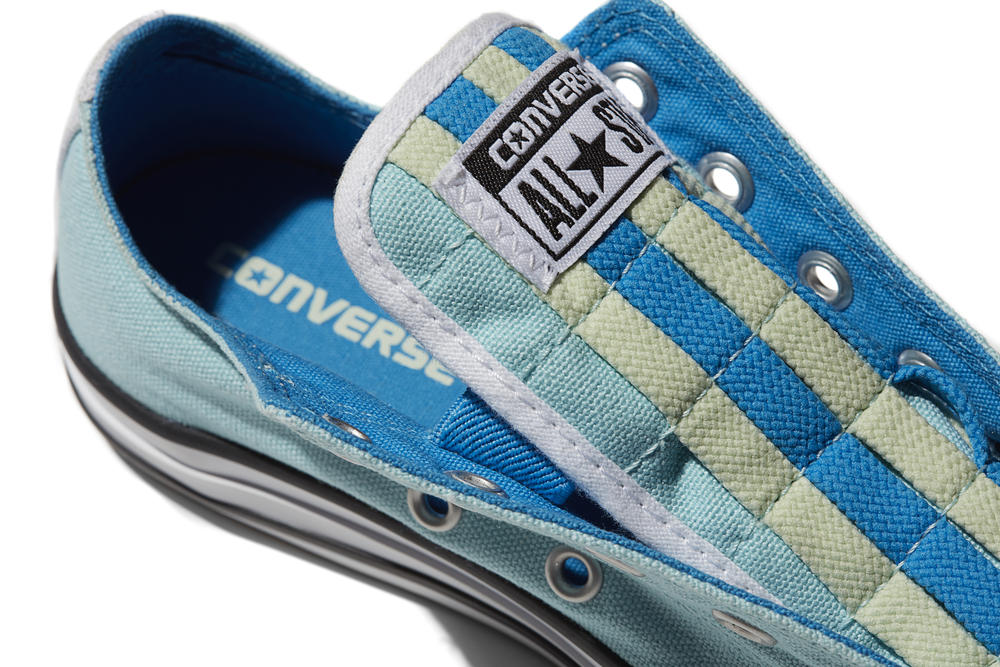 CONVERSE TAKES DO-IT-YOURSELF TO THE NEXT LEVEL WITH THE KIDS CHUCK TAYLOR ALL STAR LOOPHOLES