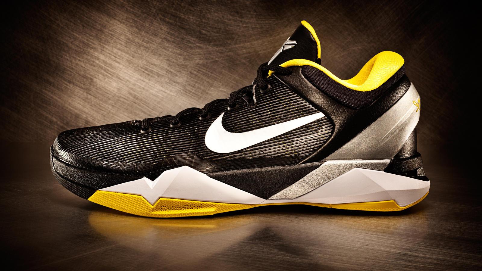 Nike Kobe VII System Supreme - Nike