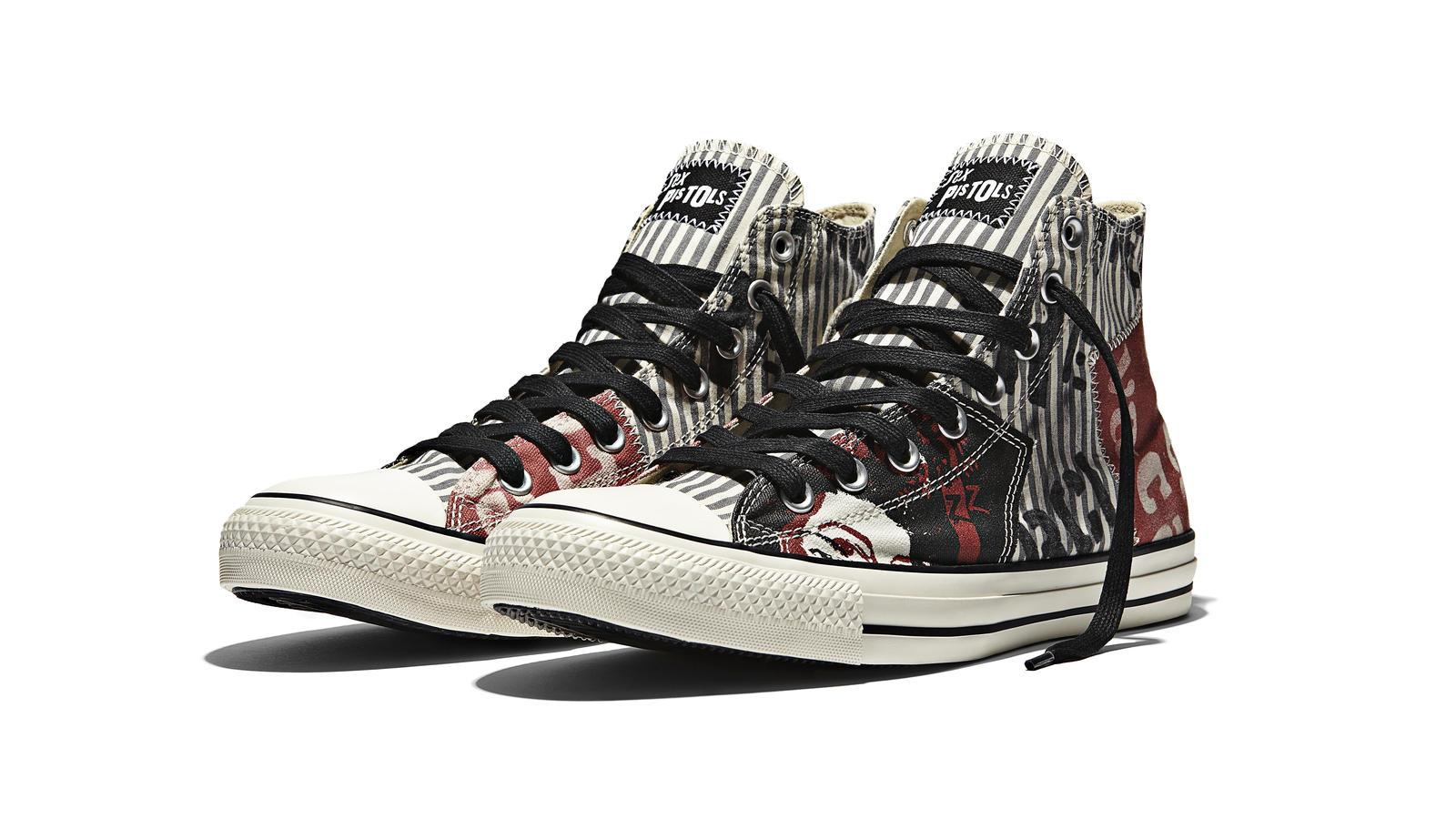 Sex in converse sneakers