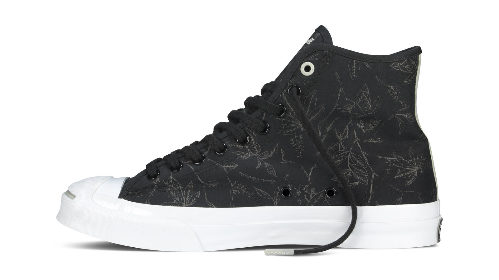 Converse Jack Purcell Signature Hancock  Black Original