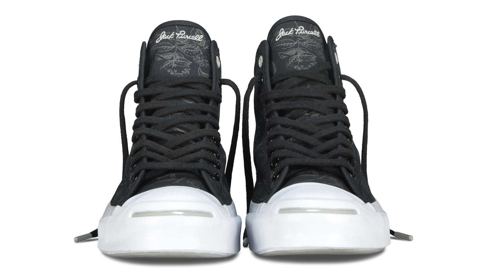 Converse Jack Purcell Signature Hancock   Black Pair Original