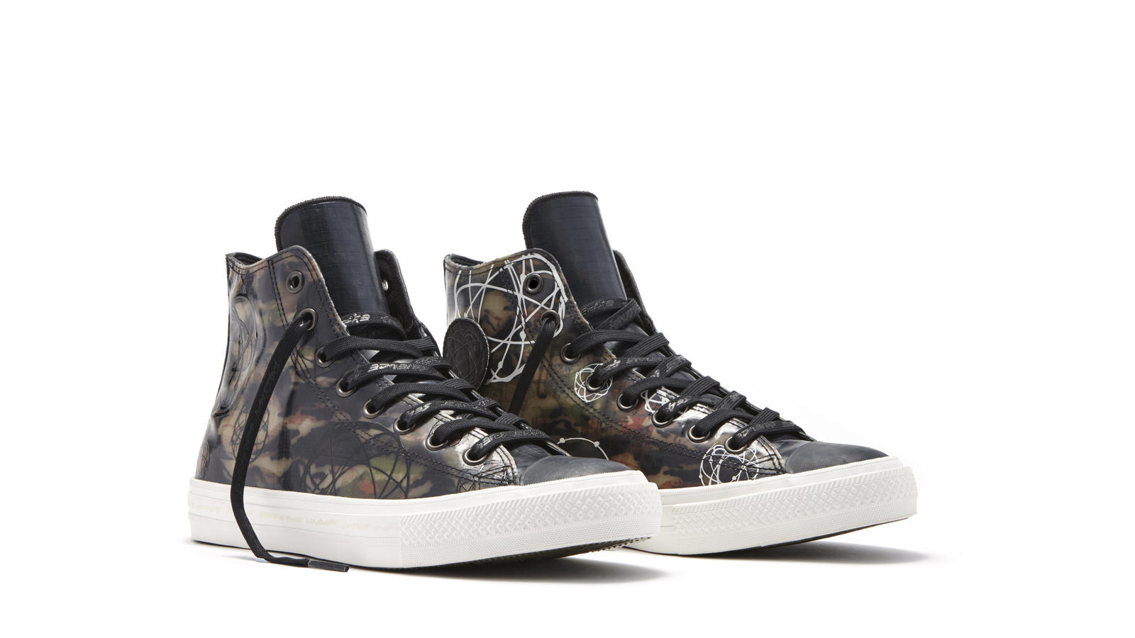 converse chuck ii moon high top