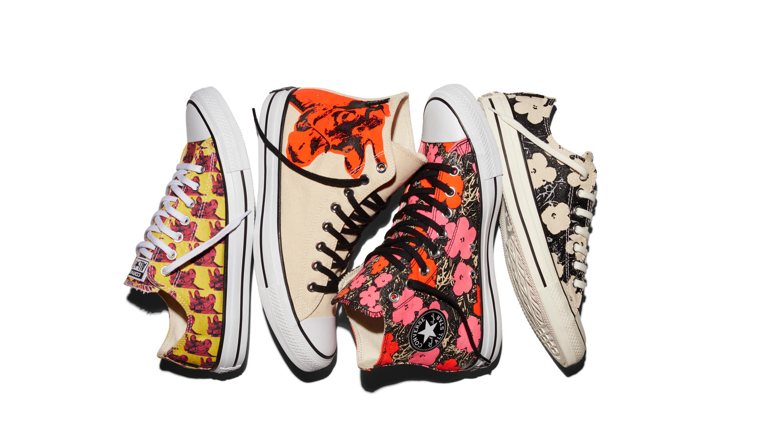 673f35fa7498 CONVERSE CELEBRATES AVANT-GARDE POP ARTIST ANDY WARHOL WITH AN ALL ...