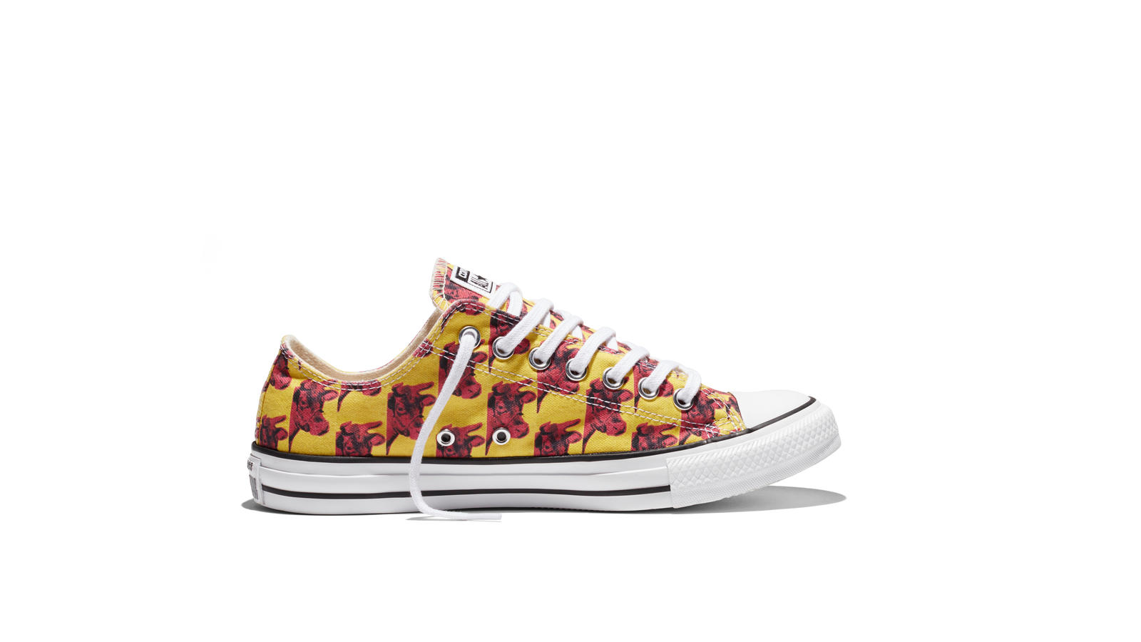 CONVERSE CELEBRATES AVANT-GARDE POP ARTIST ANDY WARHOL WITH AN ALL ...