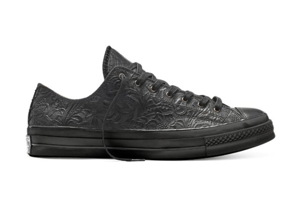de00ab56723c Converse Chuck Taylor All Star  70 Embossed Floral