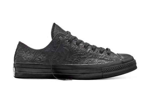 d8fde99d13ca11 Converse Chuck Taylor All Star  70 Embossed Floral - Nike News