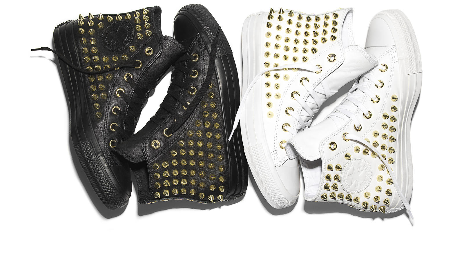 CONVERSE PAYS RADICAL HOMAGE TO THE PUNK Nike News