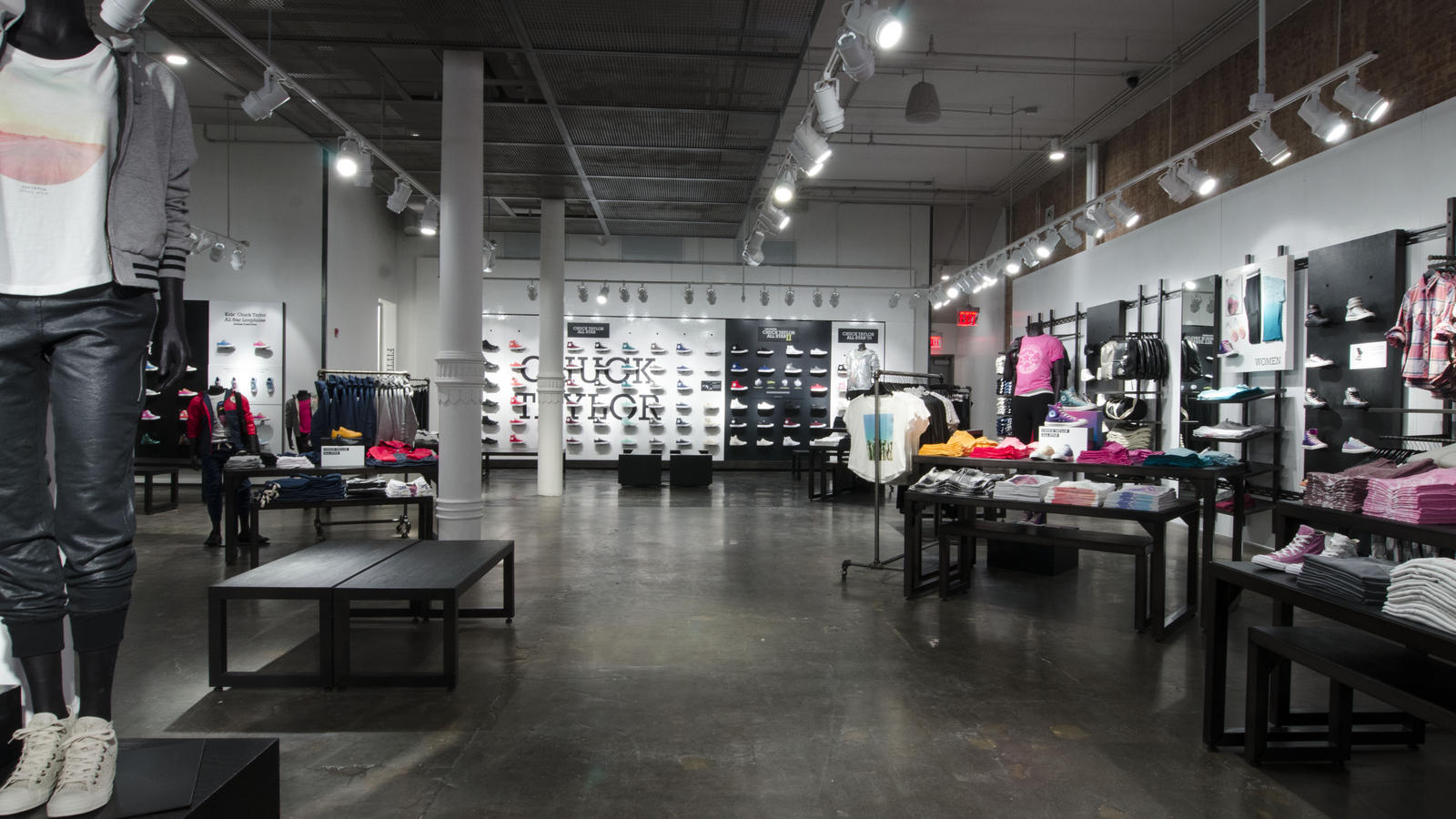30070cd42ca6 ... norway converse announces the reopening of its newly renovated and  expanded flagship store in the shopping