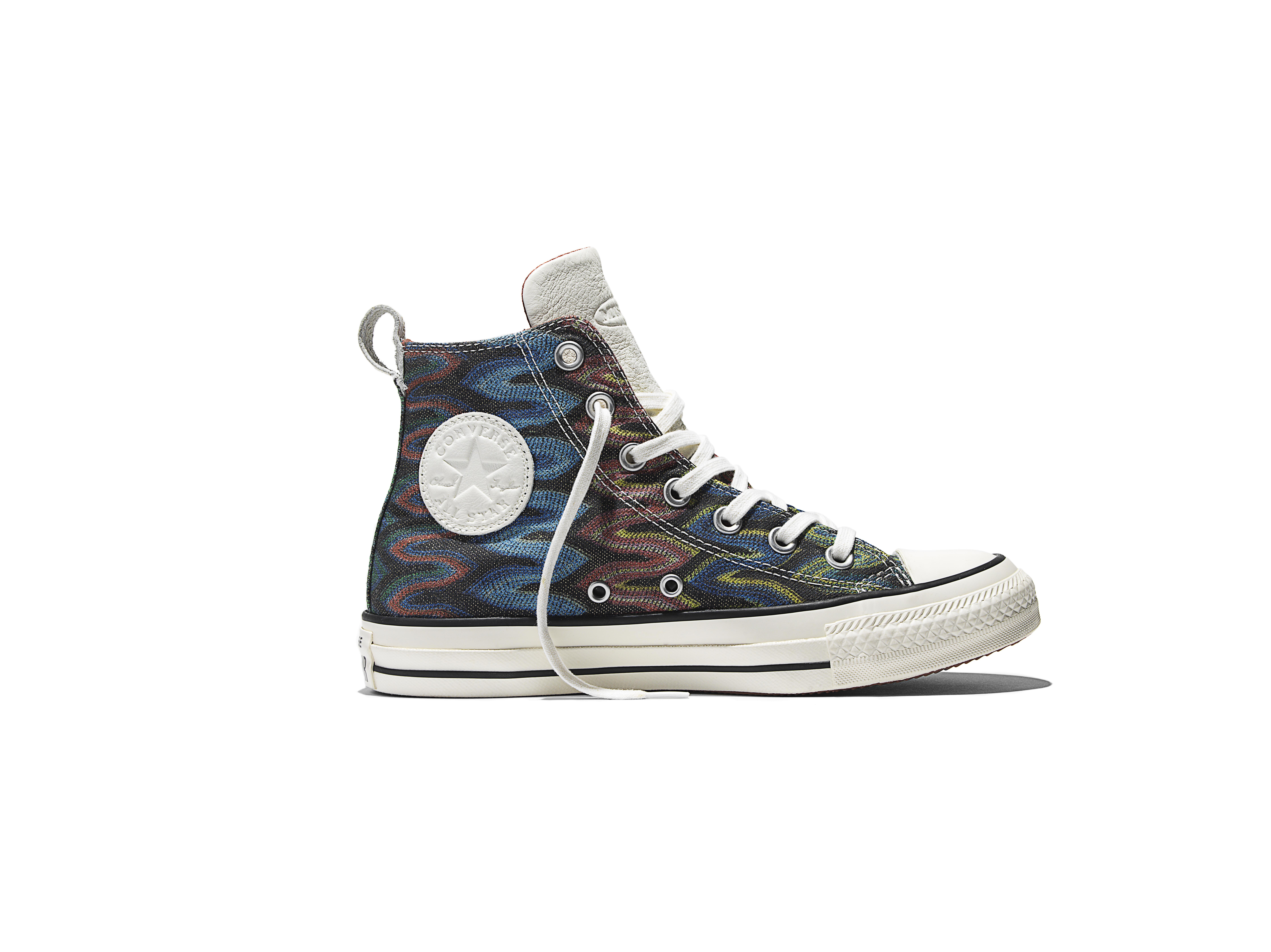 MISSONI - FOOTWEAR - High-tops & sneakers Converse jLmr83PdL1