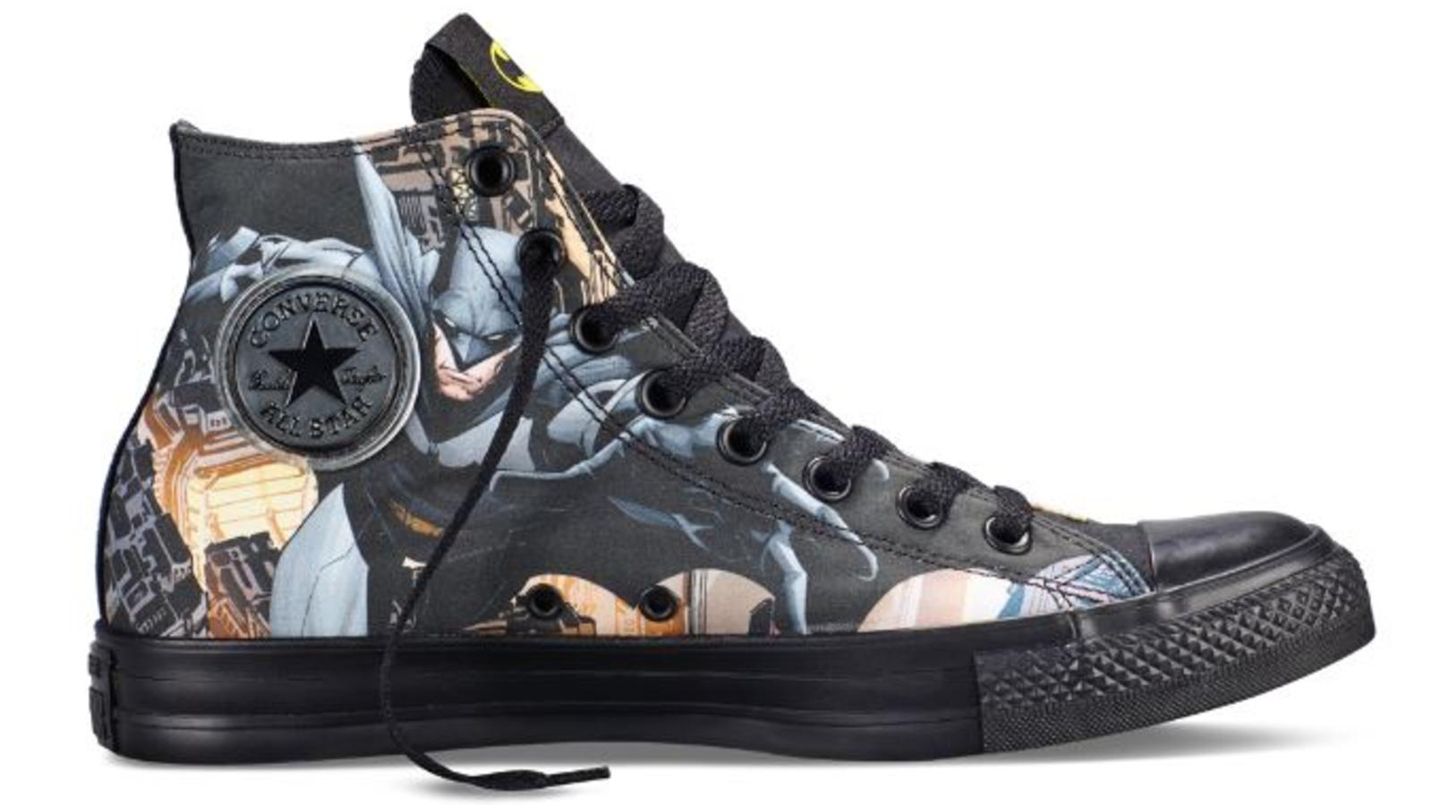 adfda5c4be15 CONVERSE CHUCK TAYLOR ALL STAR DC COMICS BATMAN - Nike News