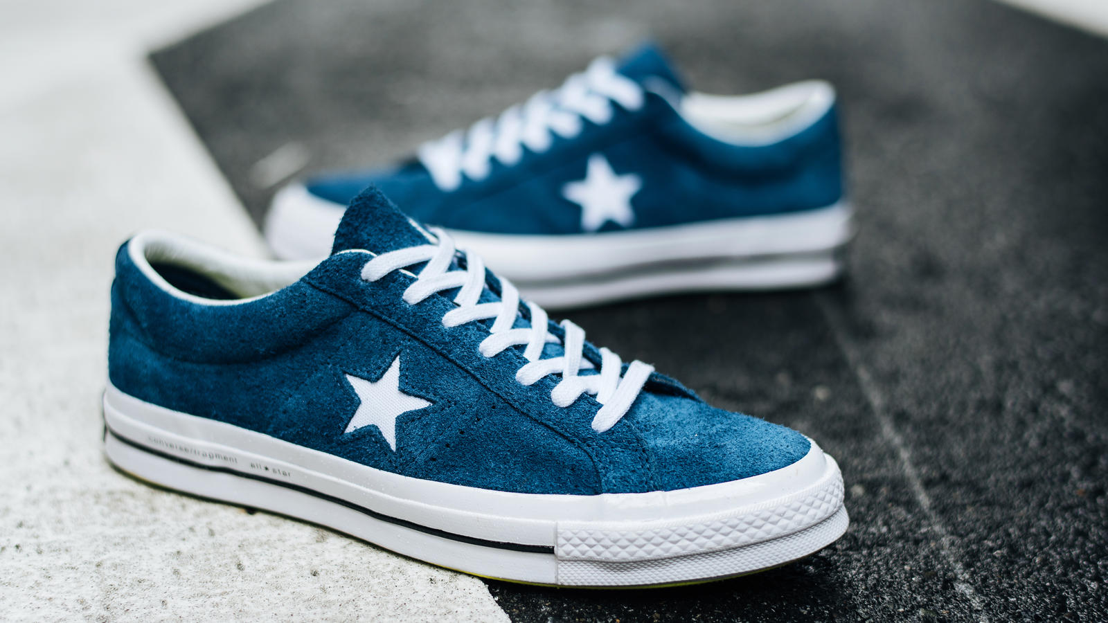 converse one star all