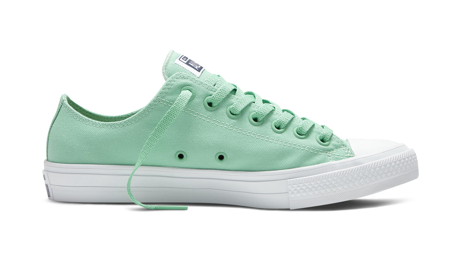 896465baee50 Converse Chuck Taylor All Star Ii Neon Teal Low Top Original