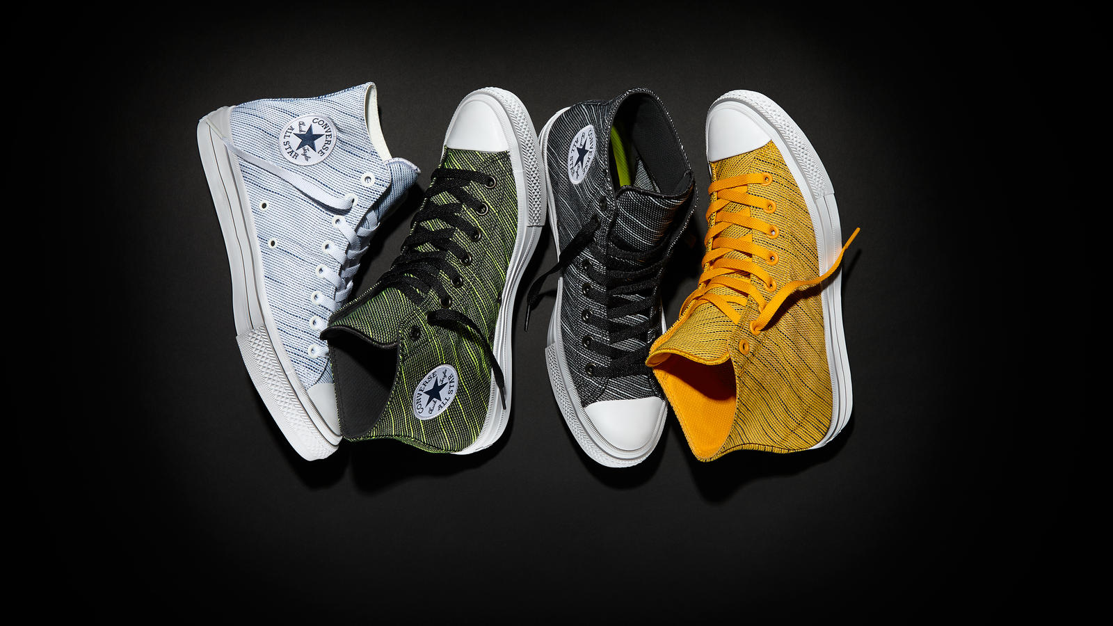 bf2314671c72 Converse Chuck Taylor All Star Ii Knit High Top Group Original