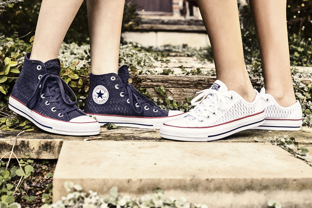 CONVERSE GETS COOLER FOR SUMMER