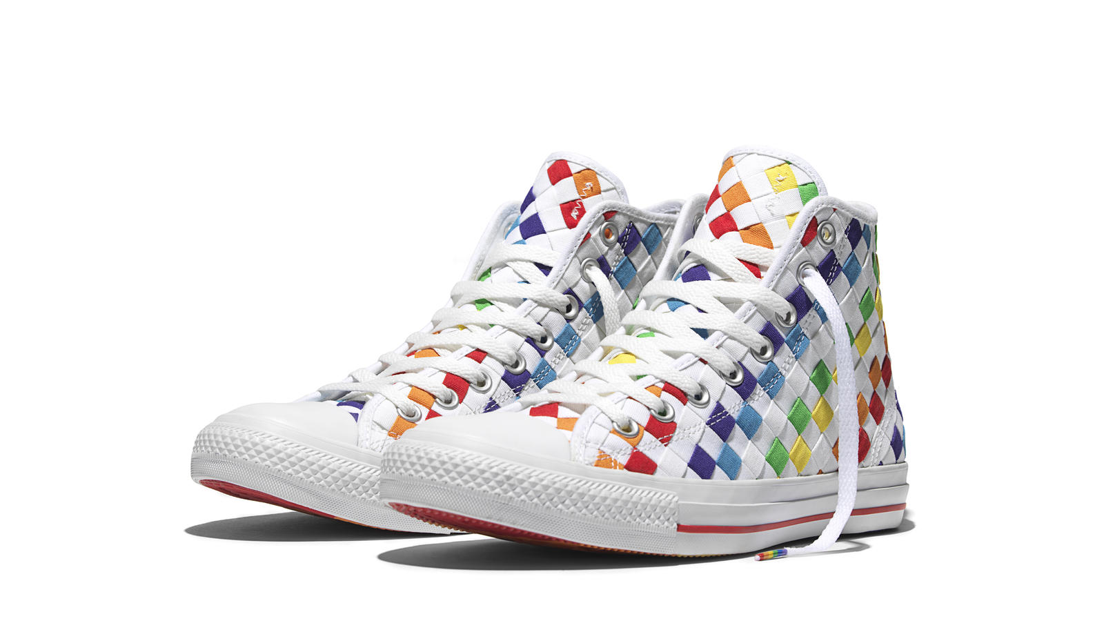Converse Chuck Taylor All Star Pride   Rainbow Pair Original