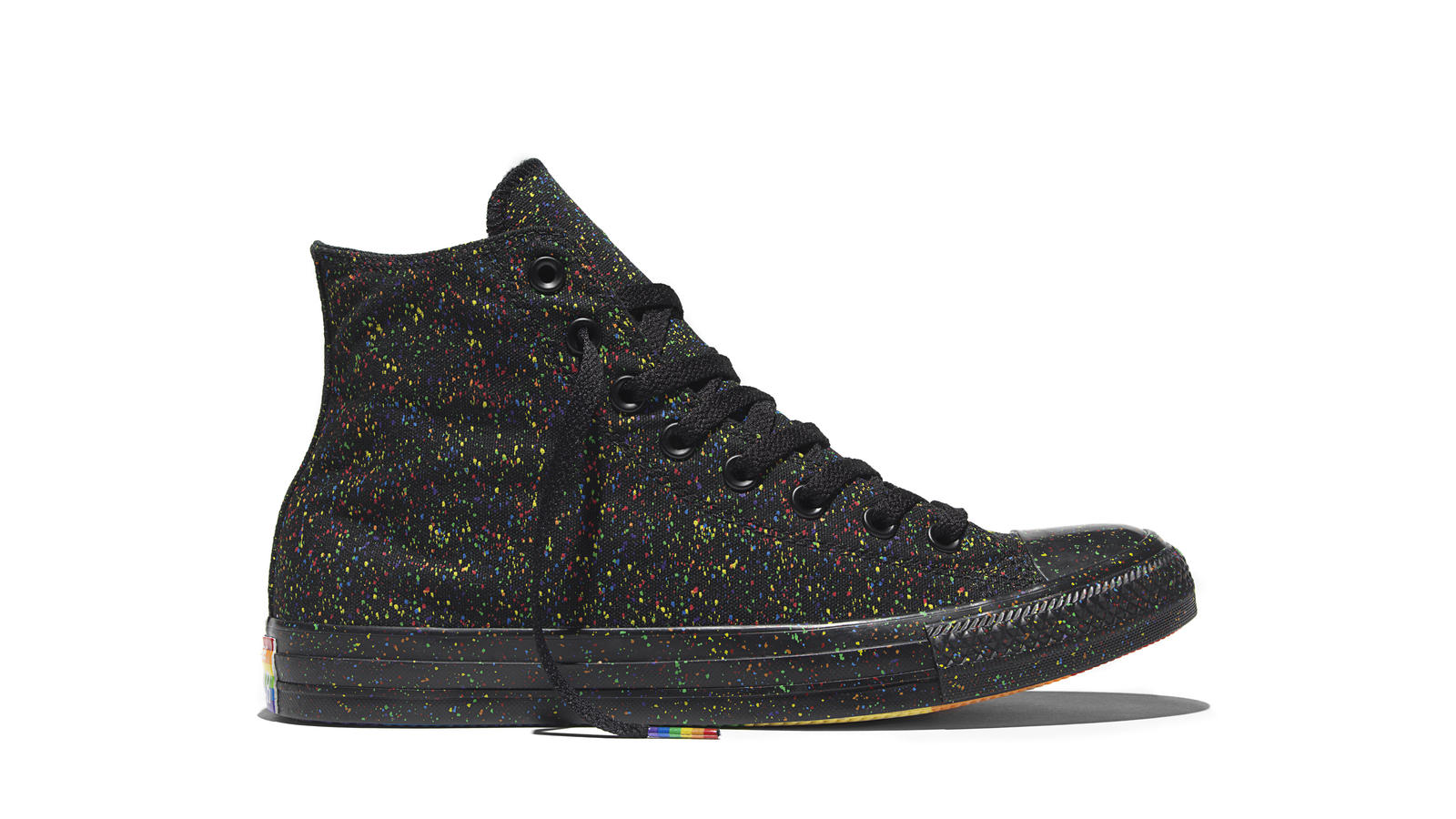 Converse Chuck Taylor All Star Pride   Black Original