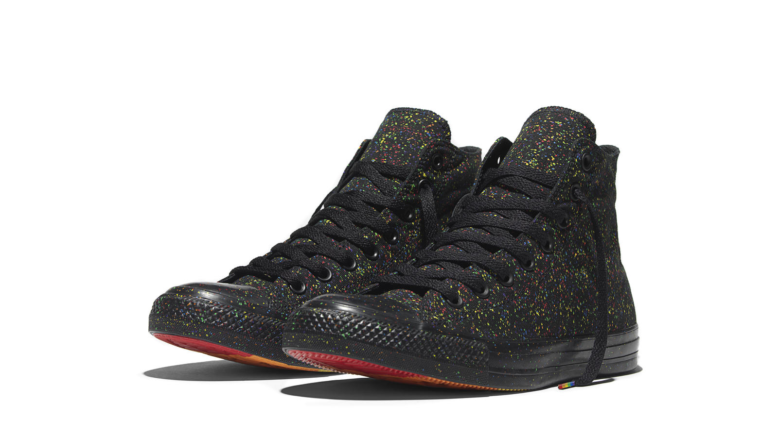 Converse Chuck Taylor All Star Pride   Black Pair Original