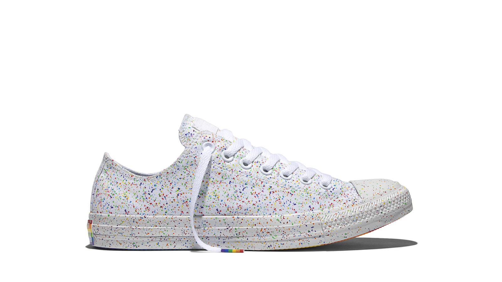 Converse Chuck Taylor All Star Pride   White Original