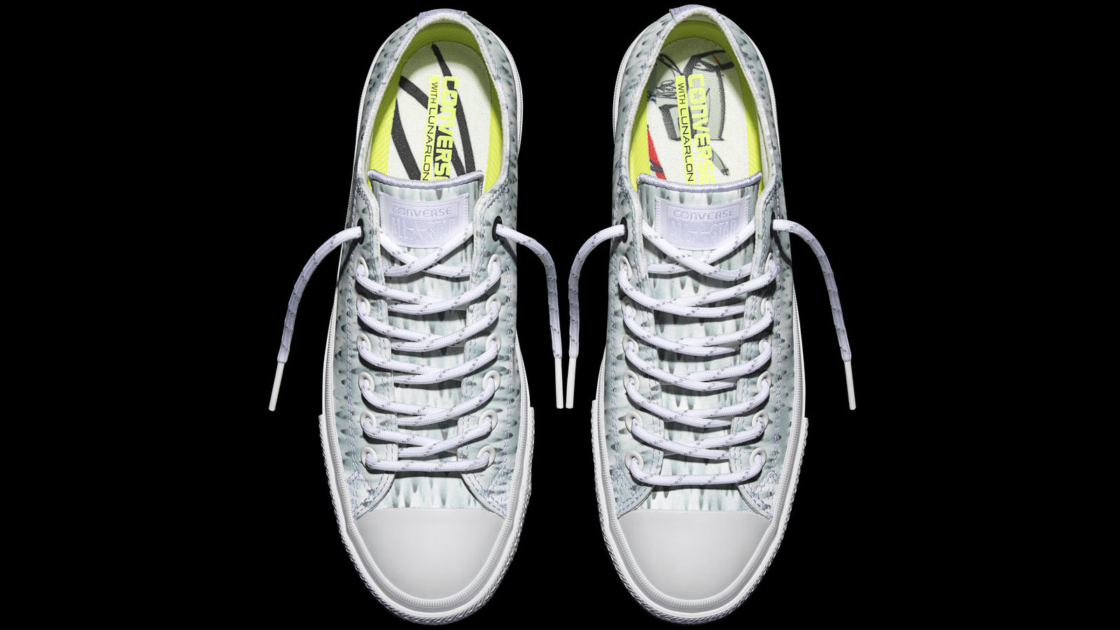 8f5660b6745a85 CONVERSE DEBUTS SECOND CHUCK TAYLOR ALL STAR II FUTURA COLLABORATION ...