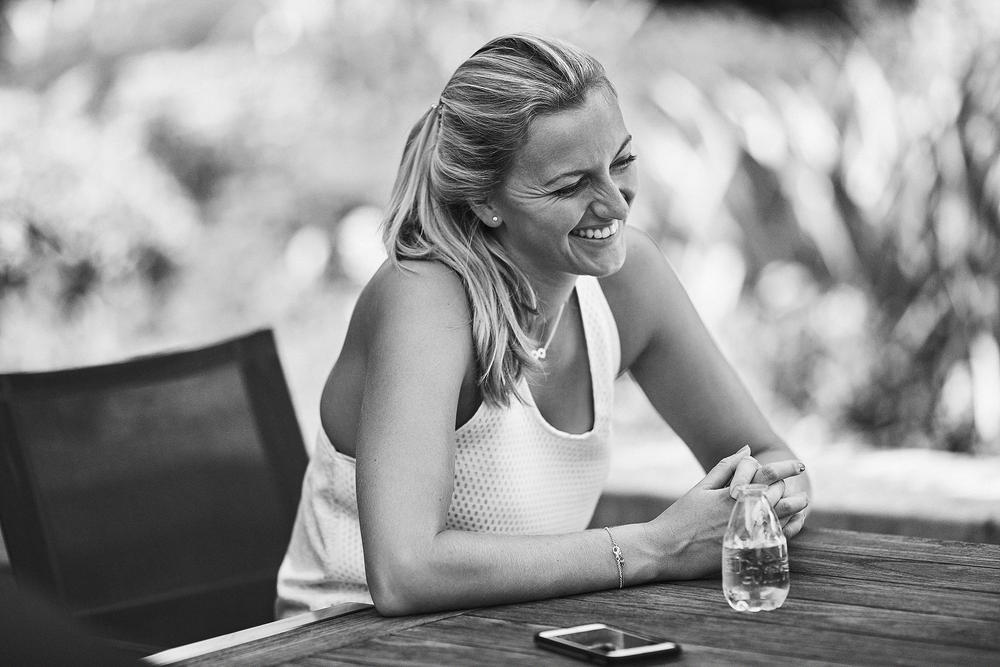 Petra Kvitova on London