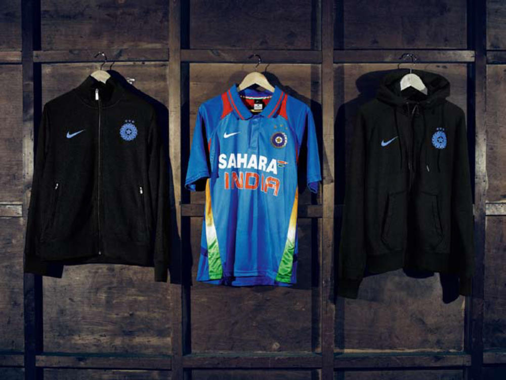 Nike celebrates India's Cricket Team with elite holiday collection