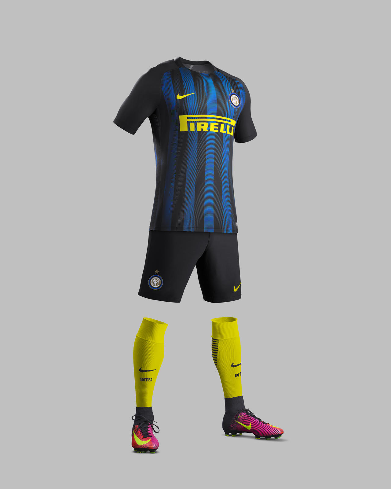 the best attitude 828a8 2b08f FC INTERNAZIONALE HOME AND AWAY KITS 2016-17 - Nike News