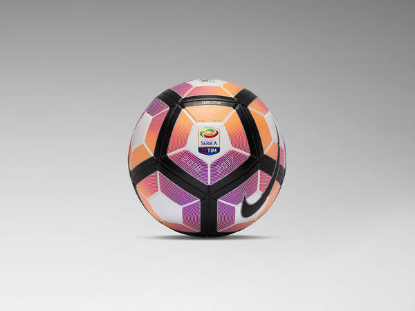 nike ordem 4 official match ball of the premier league la liga and serie a tim nike news. Black Bedroom Furniture Sets. Home Design Ideas