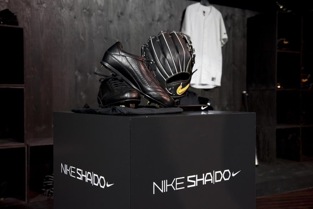 Nike Japan launches SHA|DO baseball collection
