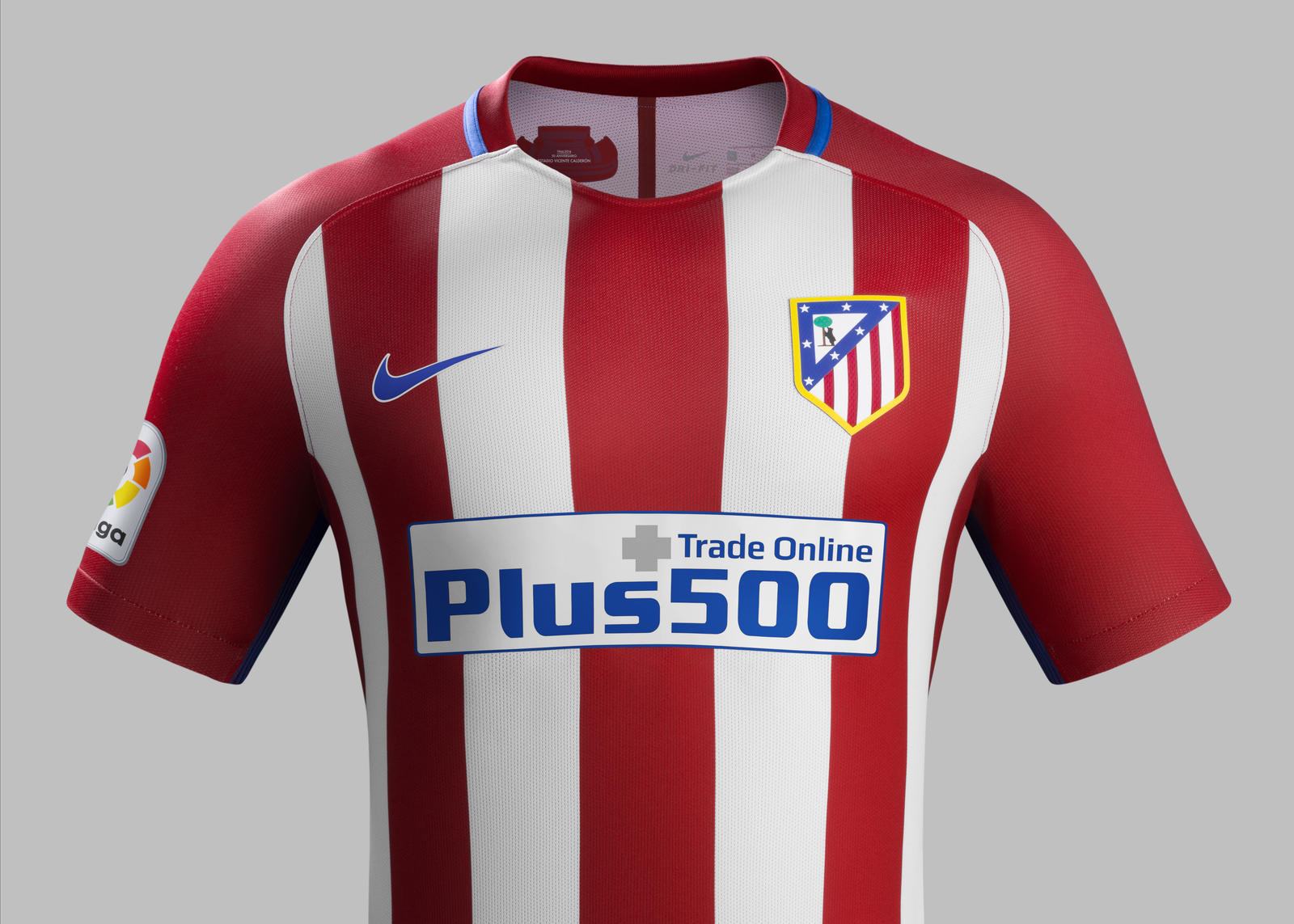 2bc043fb Su16_CK_Comms_H_Front_Match_AT Madrid_R. Atlético de Madrid 2016-17 home  shirt.