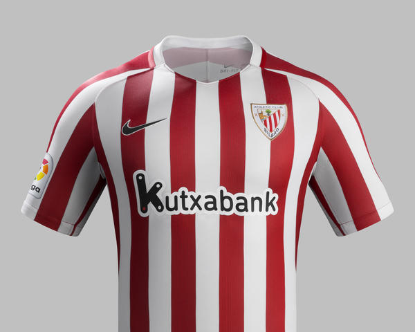 ATHLETIC CLUB DE BILBAO HOME AND AWAY KITS 2016-17