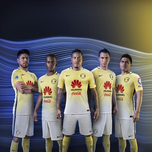 Club America Home Kit 2016-17