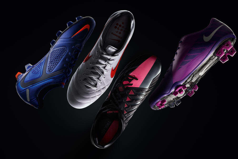 Nike Football presents new boots for the season