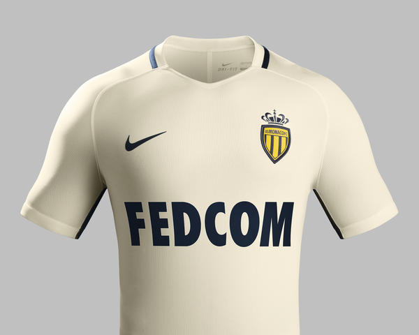 AS MONACO 2016-17 AWAY KIT
