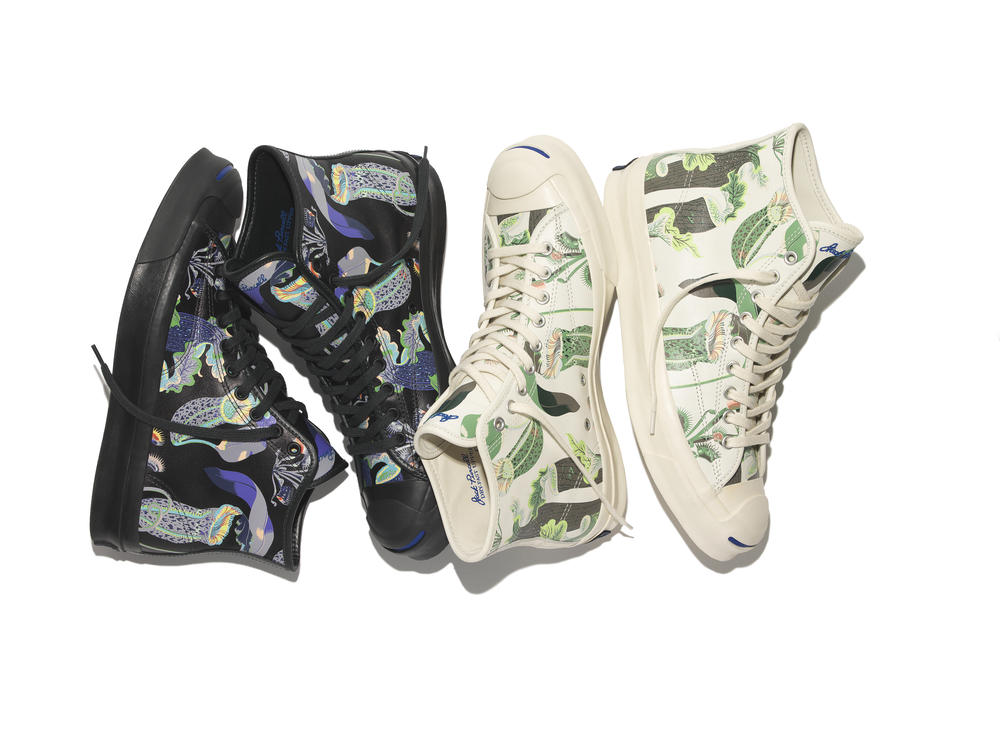 Wander Through the World of Botanicals with the New Jack Purcell