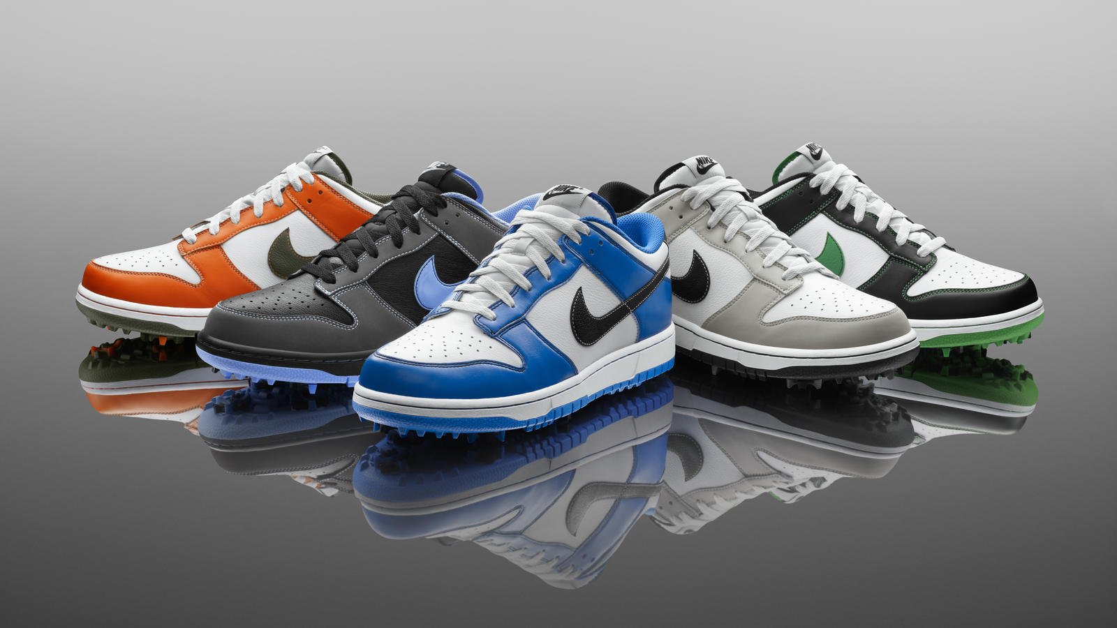 official photos 9993a 3e176 Nike Golf Pays Tribute to the Iconic Nike Dunk Shoe - Nike News