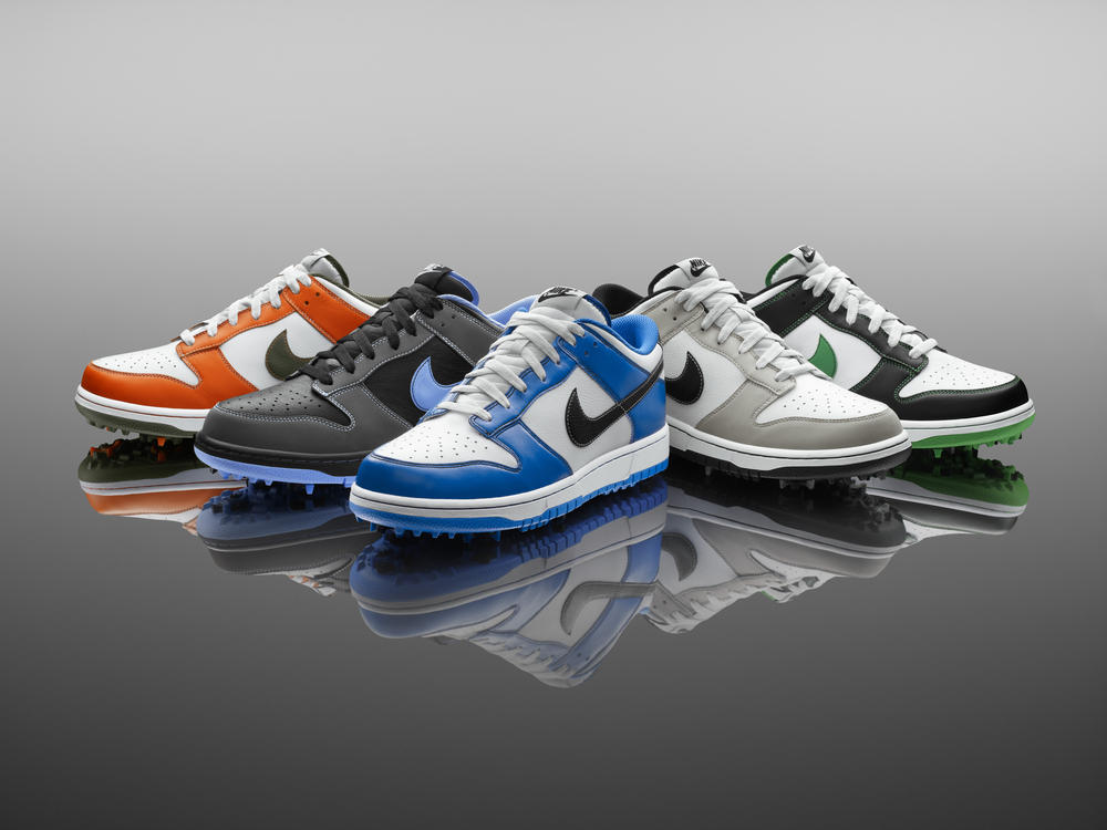 Nike Golf Pays Tribute to the Iconic Nike Dunk Shoe
