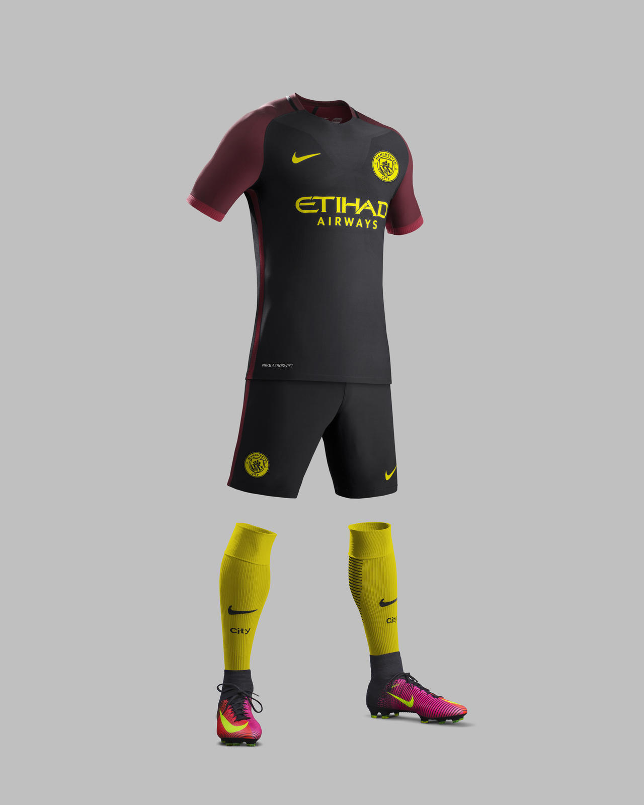 new style 0fbbb 8a05f Manchester City Away kit 2016-17 - Nike News