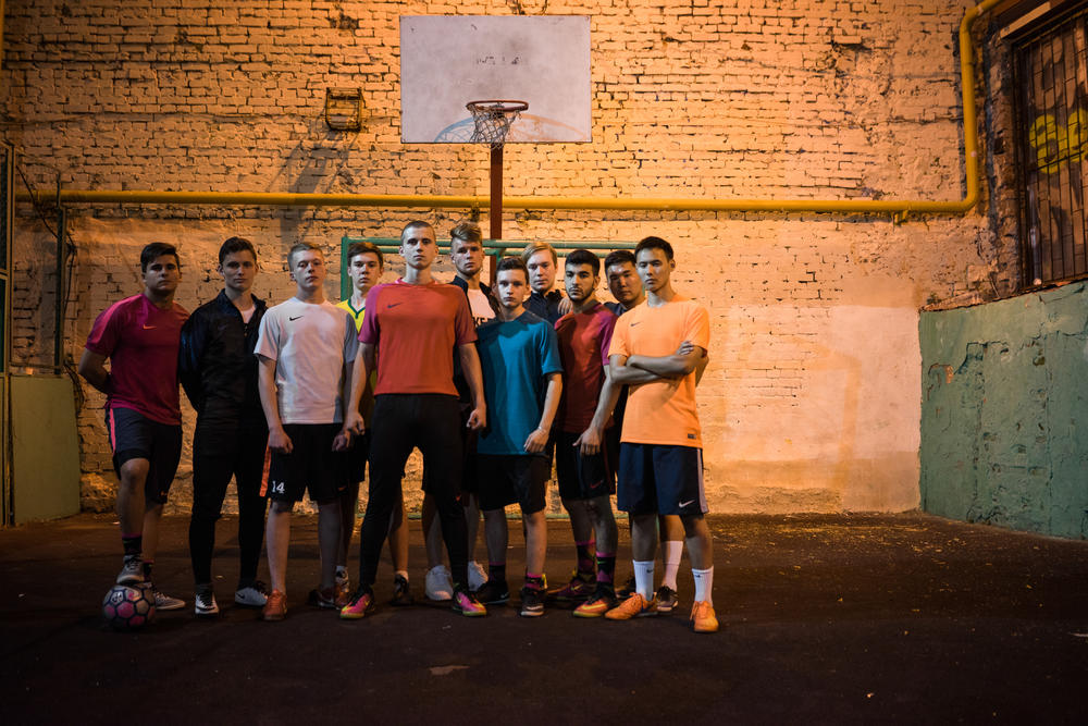 Nike K11: от коробки к большим стадионам