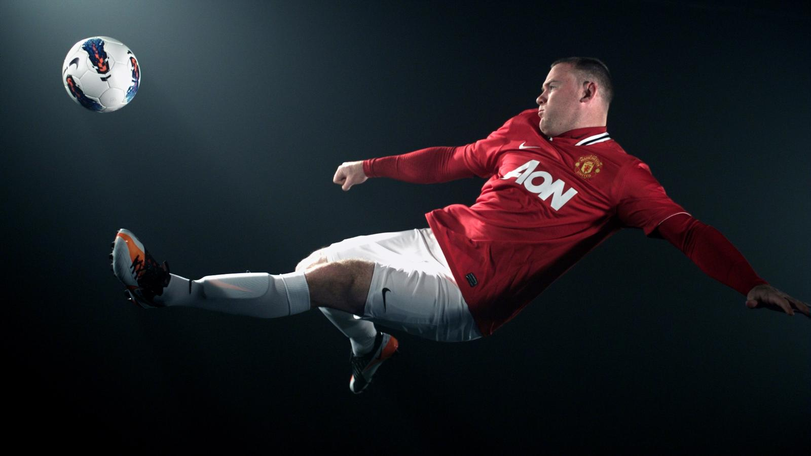 Rooney Nike Shoes