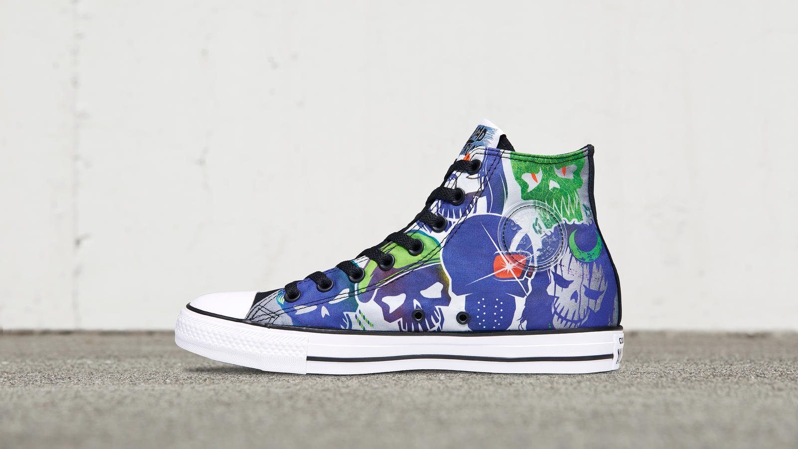 CONVERSE CHUCK TAYLOR ALL STAR DC COMICS HIGH TOP