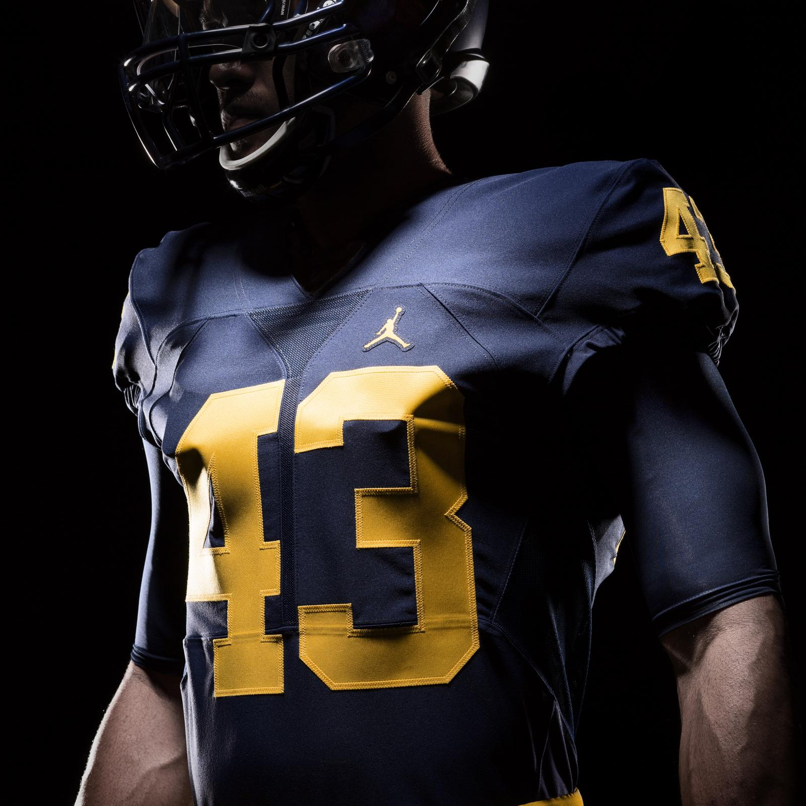 Forged for Greatness: Jordan Brand x Michigan Nike News