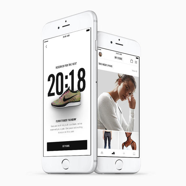 The Sum of the New Nike+ App
