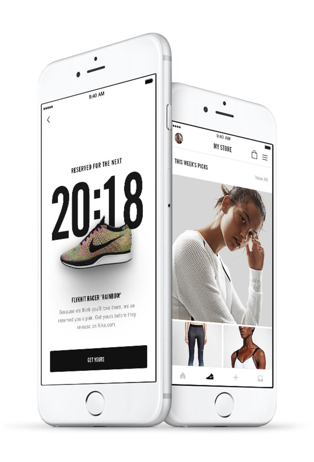 The Sum of the New Nike+ App - Nike News