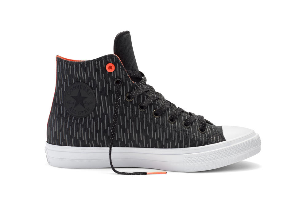 CONVERSE READIES CHUCK TAYLOR ALL STAR II (AND MORE) FOR A SQUALL