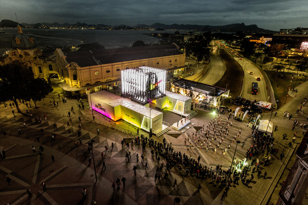 Nike Celebrates Summer of Sport in Brasil with Art-Infused Experiences