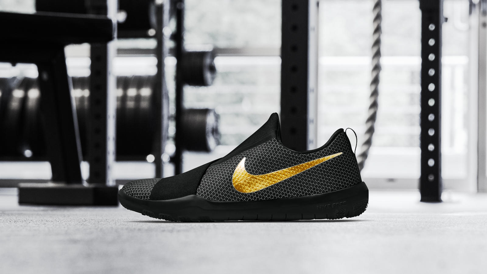 cheaper 94131 d5772 Nike Free Connect Gold