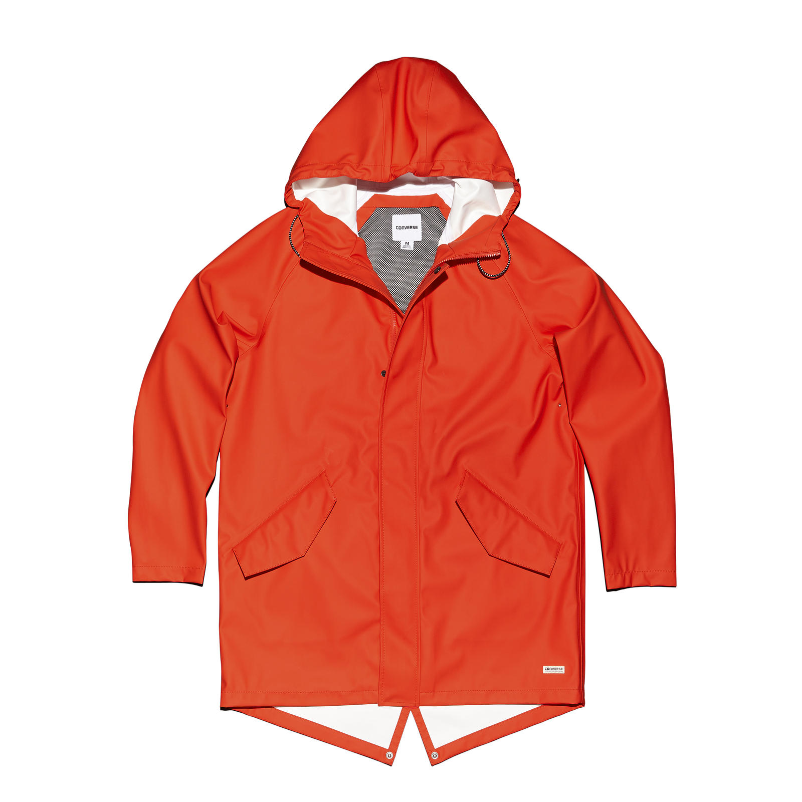 Rubber fishtail parka red 01 square 1600