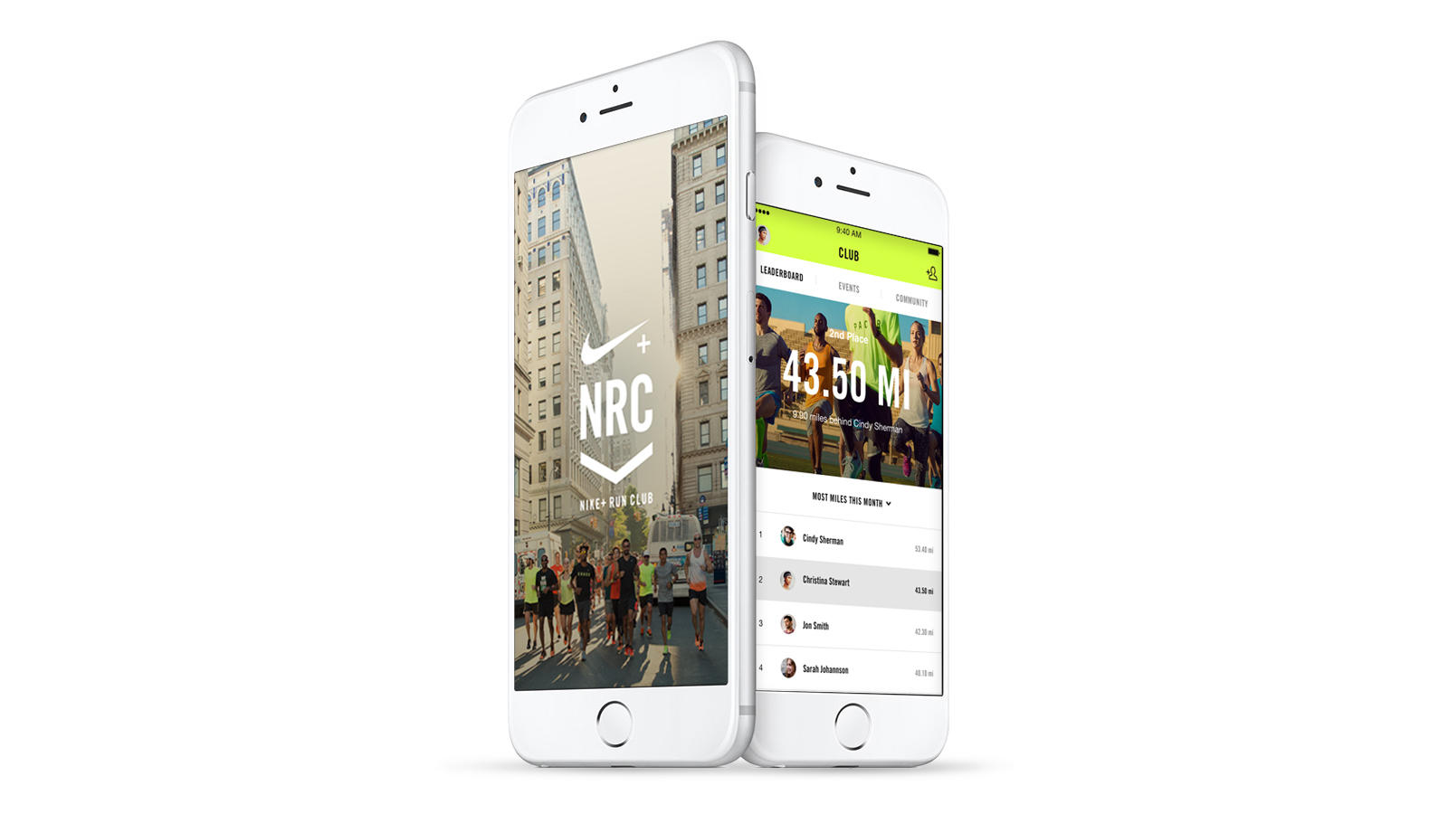 Your Perfect Running Partner: What's New About The Nike+ Run ...