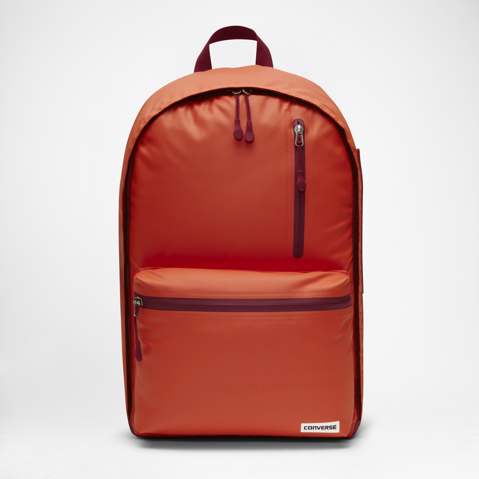Backpack in Single Red