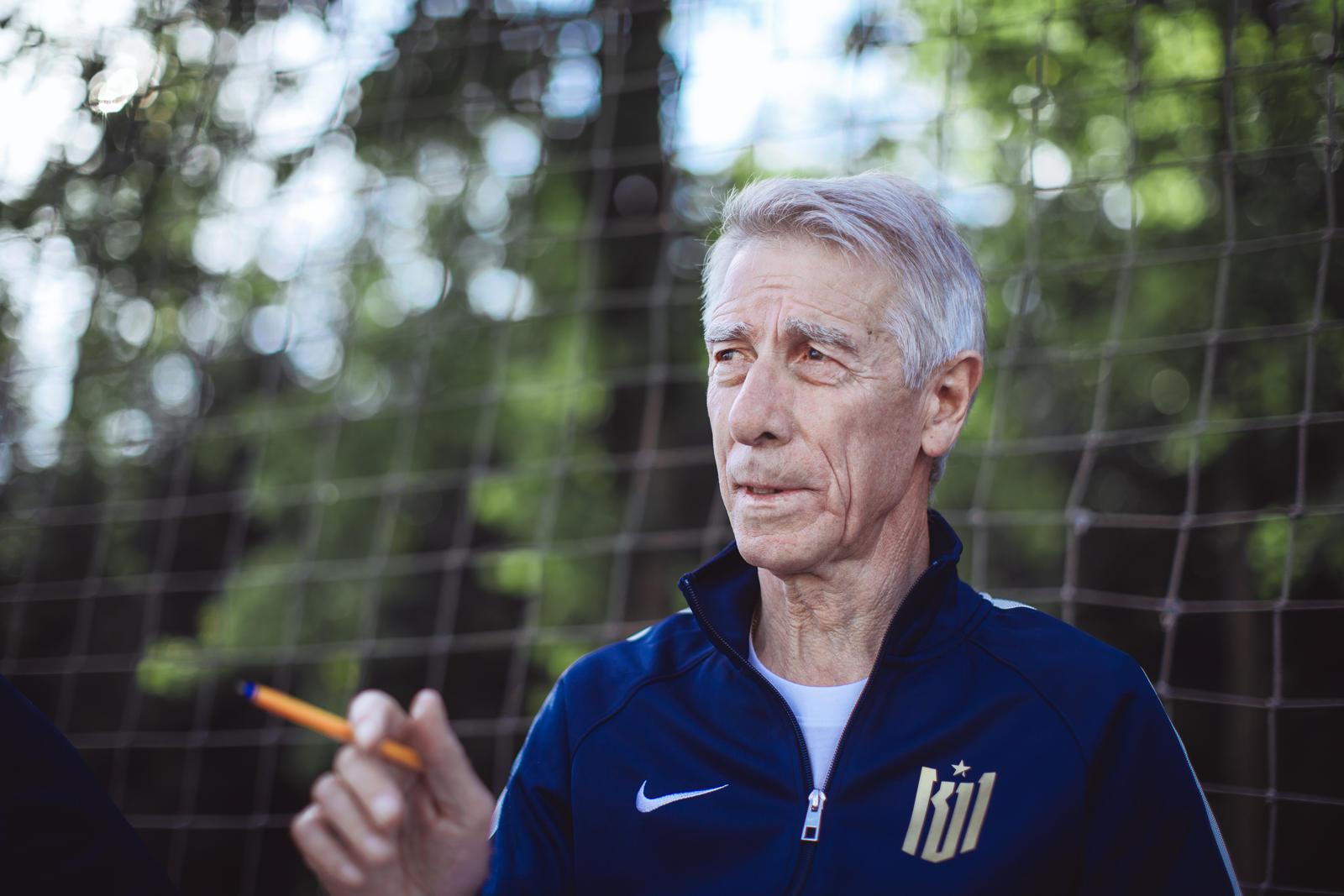 K11 head coach